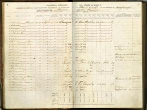 Register of South Sea Island Labourers Employed on Plantation