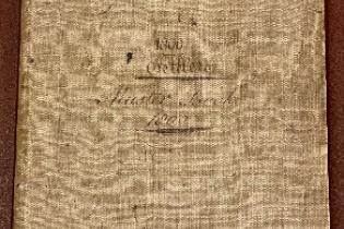 The Settlers' Muster Book 1800 (cover)
