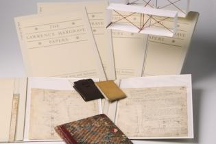 Part of the Lawrence Hargrave Papers