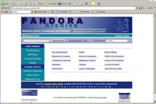 PANDORA Screen Shot