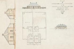 Commissariat Officer and Chaplain's Quarters, Moreton Bay
