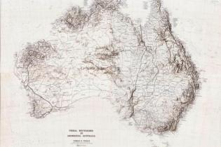 Tribal Boundaries in Aboriginal Australia