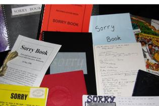 Selection of Sorry Books